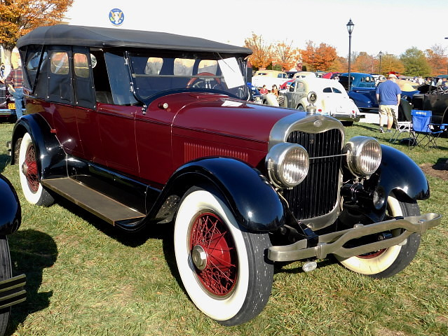 1924 Lincoln Model L Touring