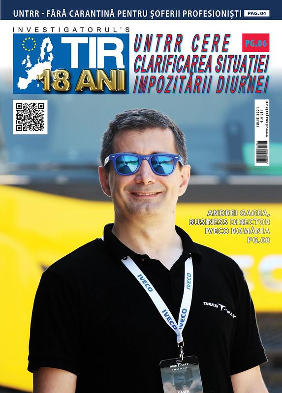 REVISTA TIR MAGAZIN IULIE 2021 FORMAT .PDF