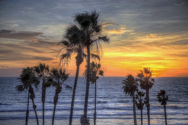 O'Side Beach Sunset 19-2-14-21-6D-24X105m