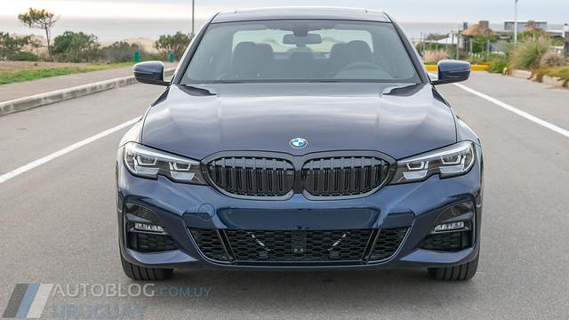 Prueba BMW 330e 2.0 T M Sport Steptronic
