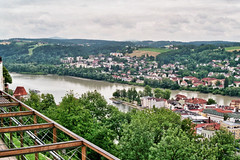 Passau, Donau und Inn