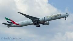 A6-EQH - Emirates - Boeing 777-31H(ER)