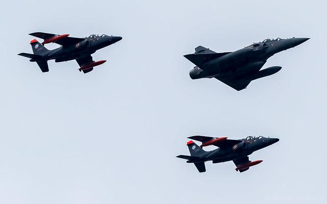 Dassault Mirage 2000B 501 Direction Générale de l'Armement