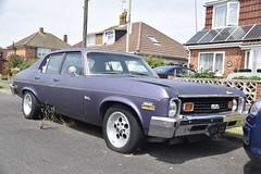 1972 Chevrolet Nova SS KCR373L.
