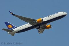TF-ISN - Icelandair - Boeing 767-319(ER)(WL)