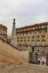 Piazza San Domenico Maggiore, Napoli