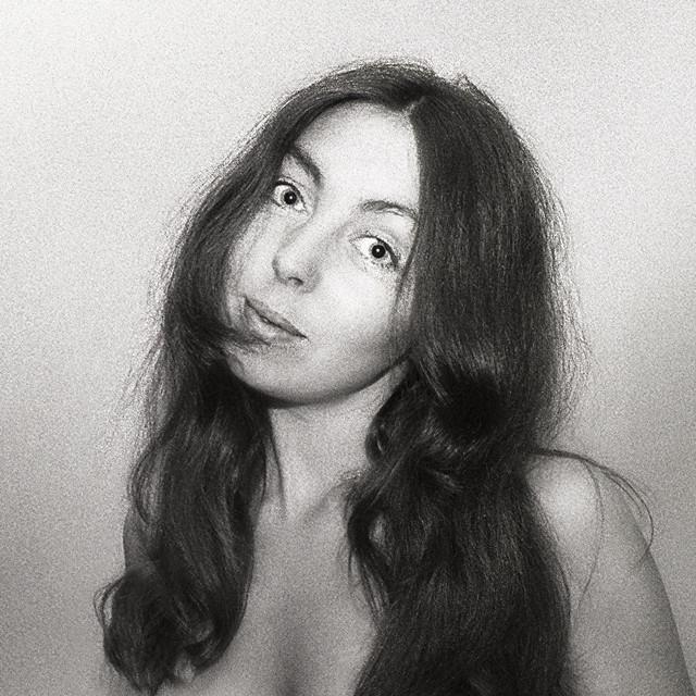 M seductive portrait 1972