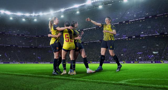 Football Manager (football féminin)