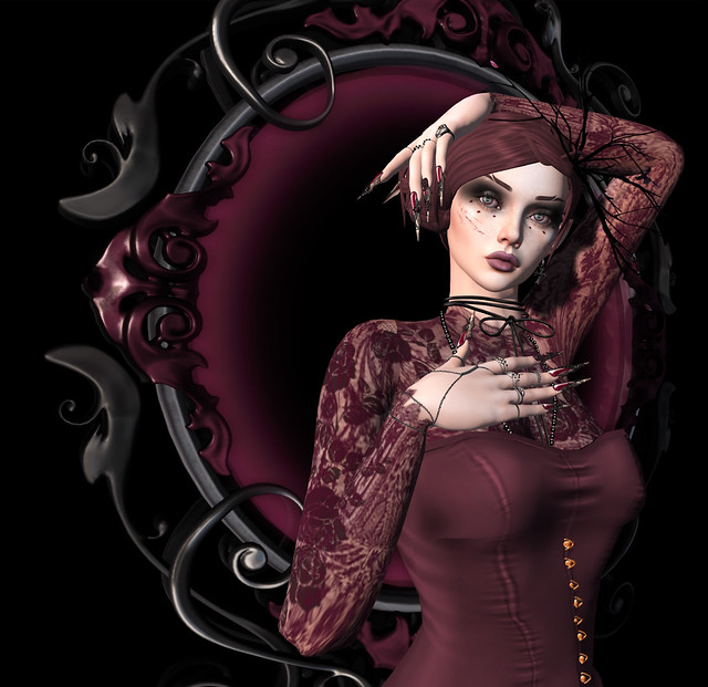 Helena Stringer - SL Syndicate - Dusty Flowers