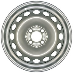 Smart fortwo 453 and forfour 453 steel Front Wheel 5J - Ideal as a Spare