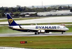 EI-DYA 737 8AS Birmingham 30NOV2017