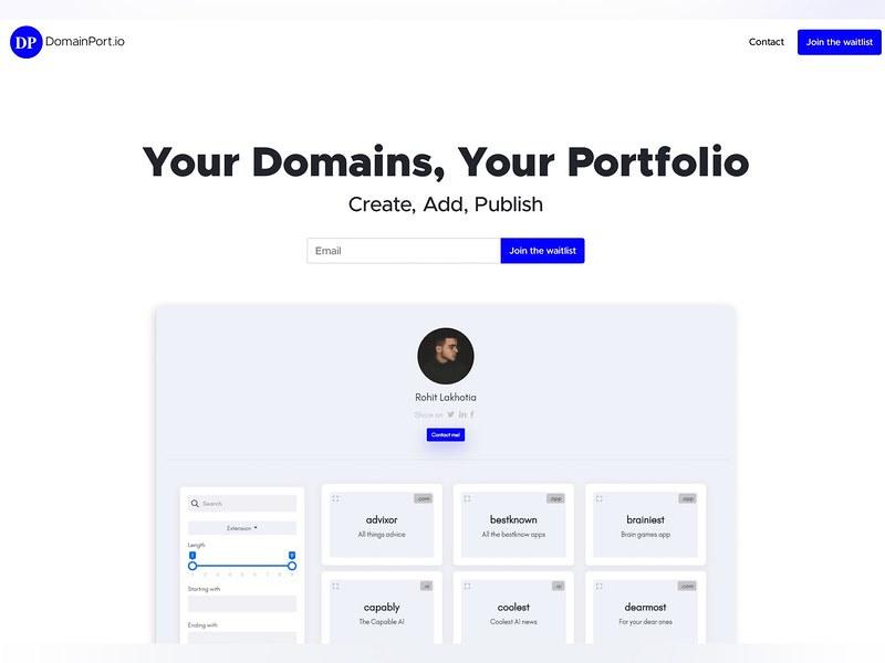 Domainport