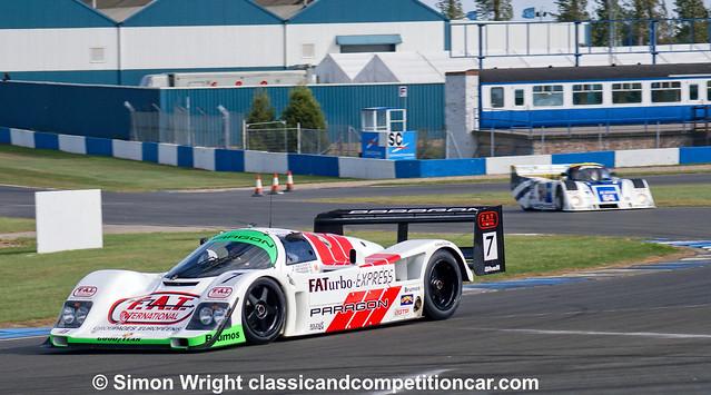 Porsche 962C Mark Sumpter:Mike Jordan GTP 2007 See Red DP copy