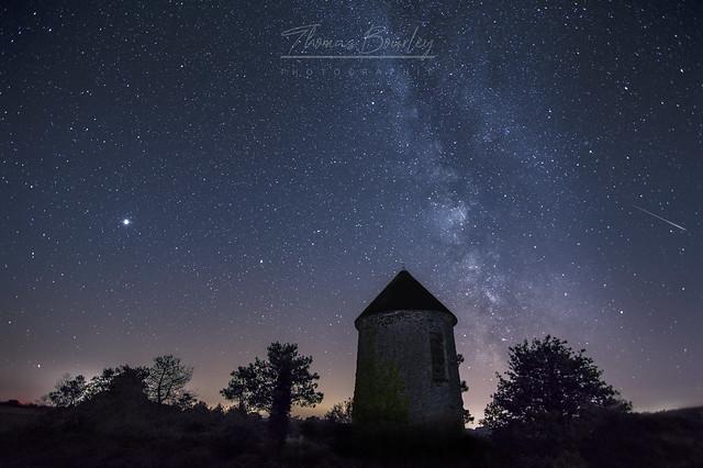 Moulin à l'étoile filante