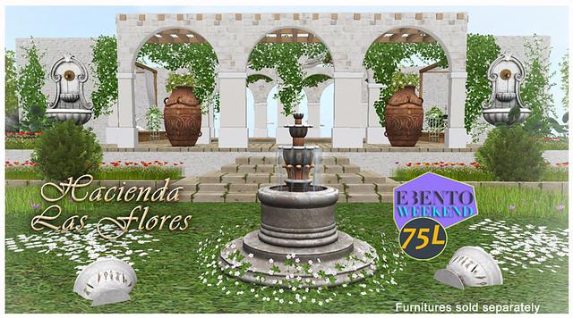 EBENTO WEEKEND 75L Hacienda Las Flores