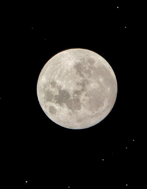 Mond in Juli