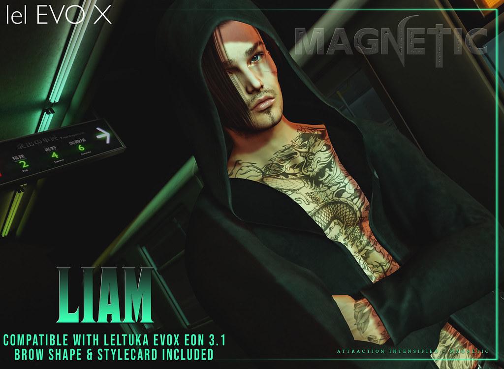Magnetic – Liam