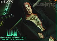 Magnetic - Liam