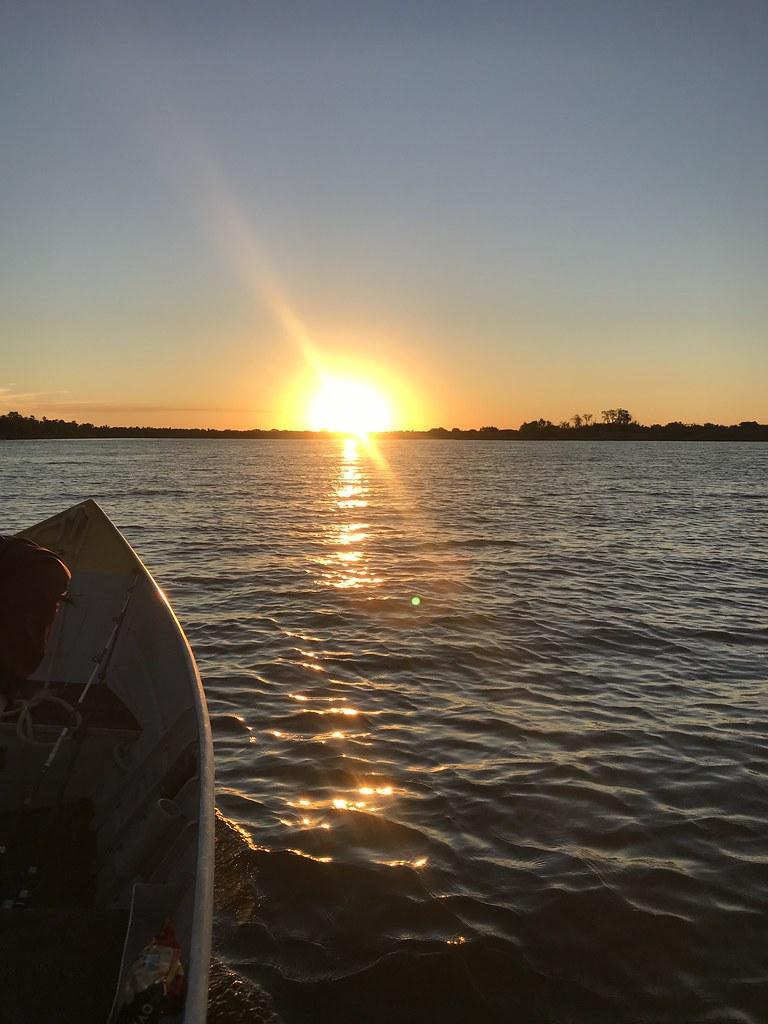 #pescaria #fishing #sunset #nature #natureza #pordosol #pantanal #brazil