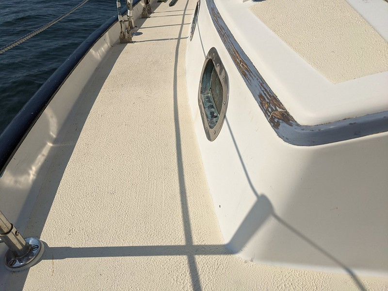 Starboard-Fwd looking aft