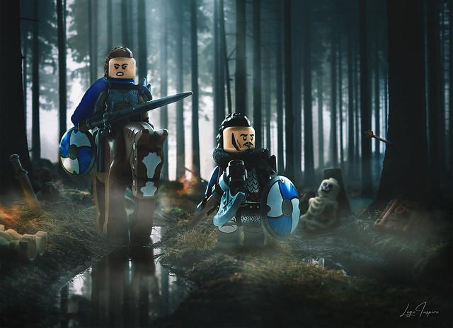 Ambush at Thetford Forest