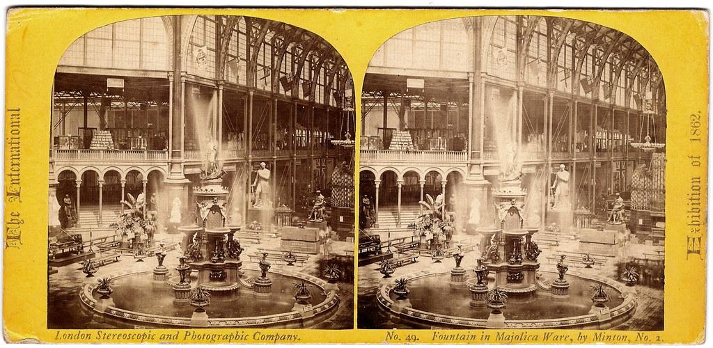 International Exhibition of 1862