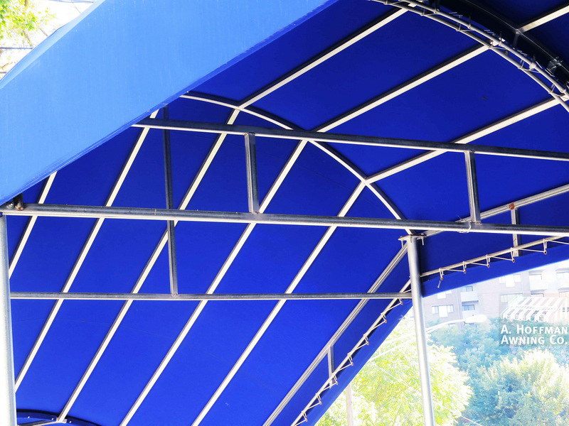 welded-entrance-canopy-baltimore