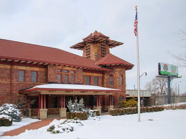 Toledo and Ohio Central Railroad Station