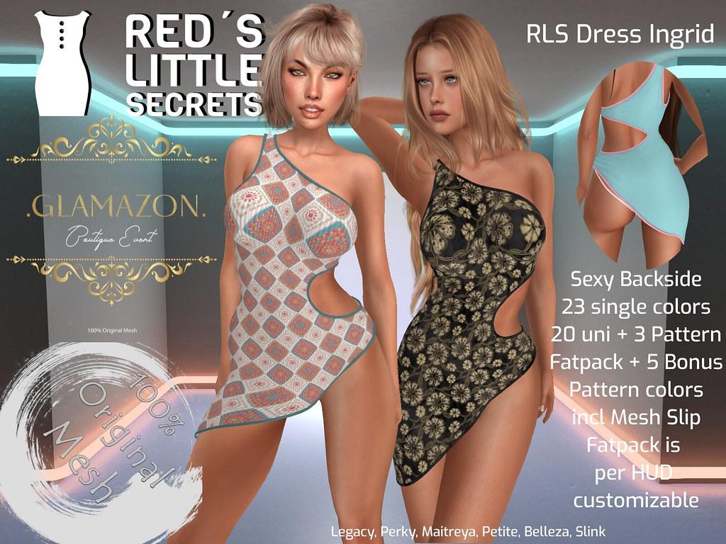 RLS Ingrid Exclusive for Glamazone