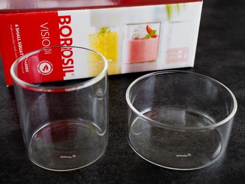 VISION GLASSで作る茶碗蒸し