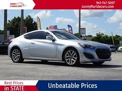 Hyundai Genesis Coupe $13900
