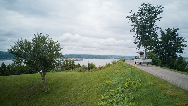 Cannon, Plaines d'Abraham, Québec, Canada - 105701