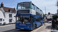 *LAST DAY OF SERVICE* 552 (LK04ELC) - Southdown Buses Route 357 - Reigate
