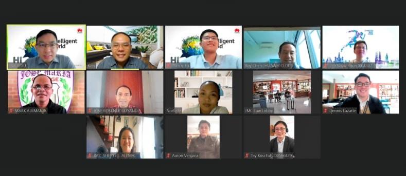 Huawei, JMC ink ICT deal - Photo 2
