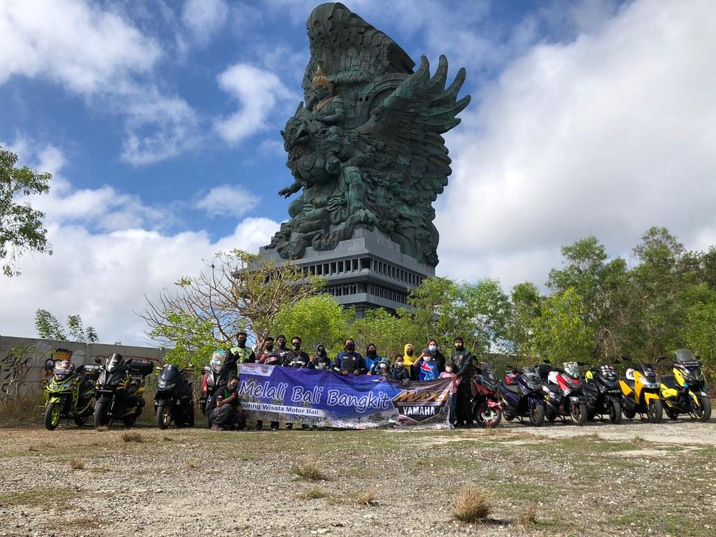 Yamaha bangkitkan pariwisata Bali