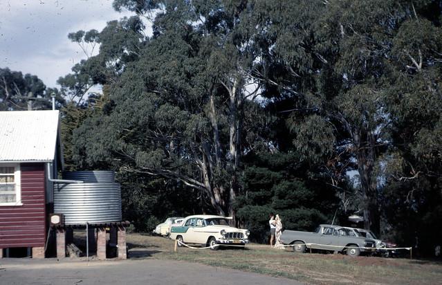 1968 ORANGE YOUTH HOSTEL