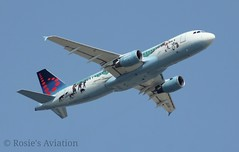 OO-SNE - Brussels Airlines (Belgian Icons Livery) - Airbus A320-214
