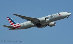 N773AN - American Airlines - Boeing 777-223(ER)