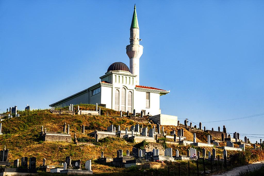 Mosque on 7-14-21--Vladimir