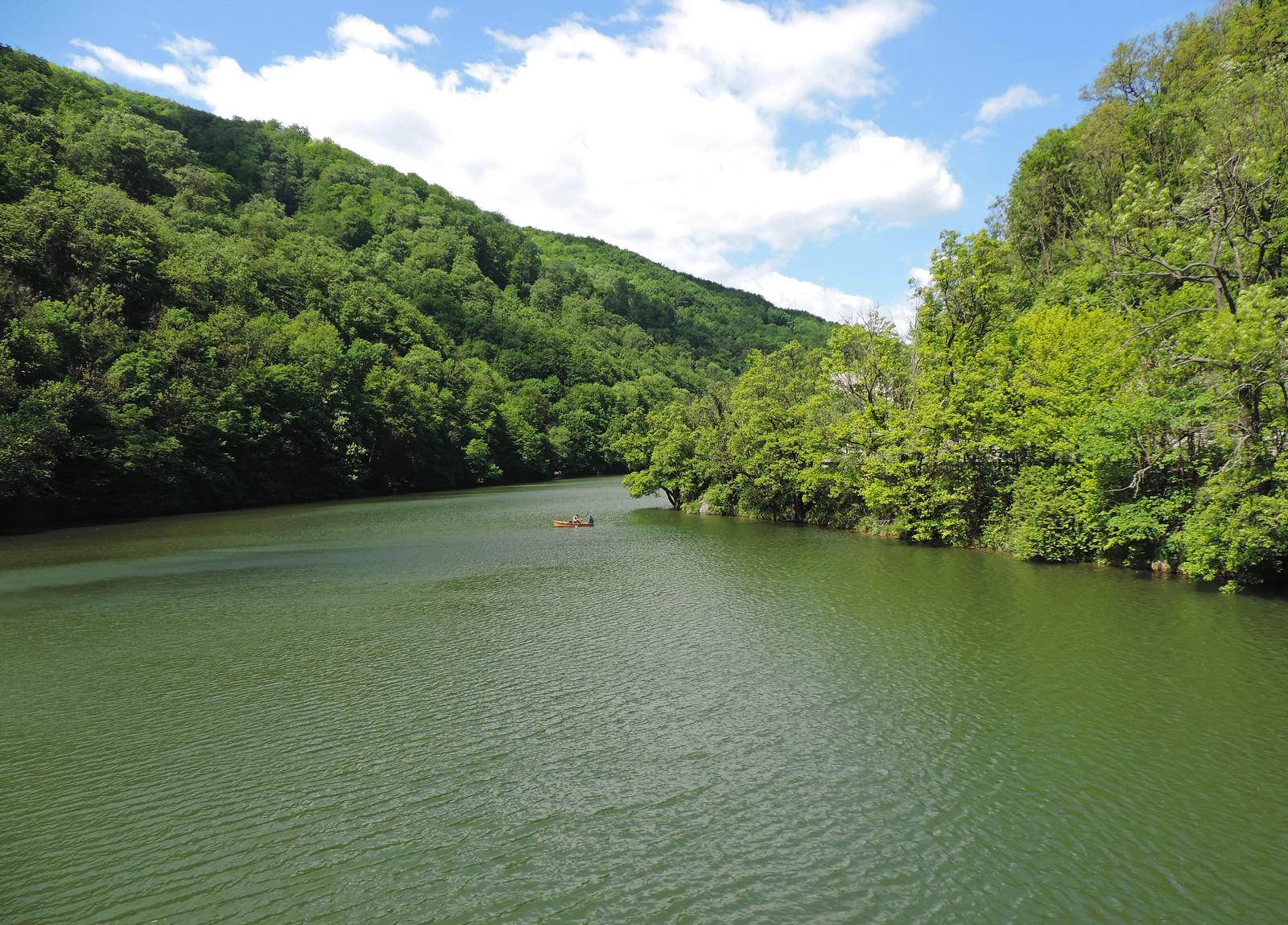 Lake Hámori, Lillafüred, Hungary