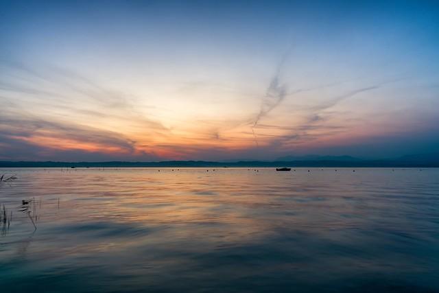 Calm waters on Lake Garda [Explore 2021.07.23]