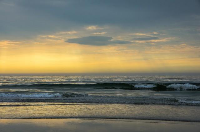 Seaside Summer Morning
