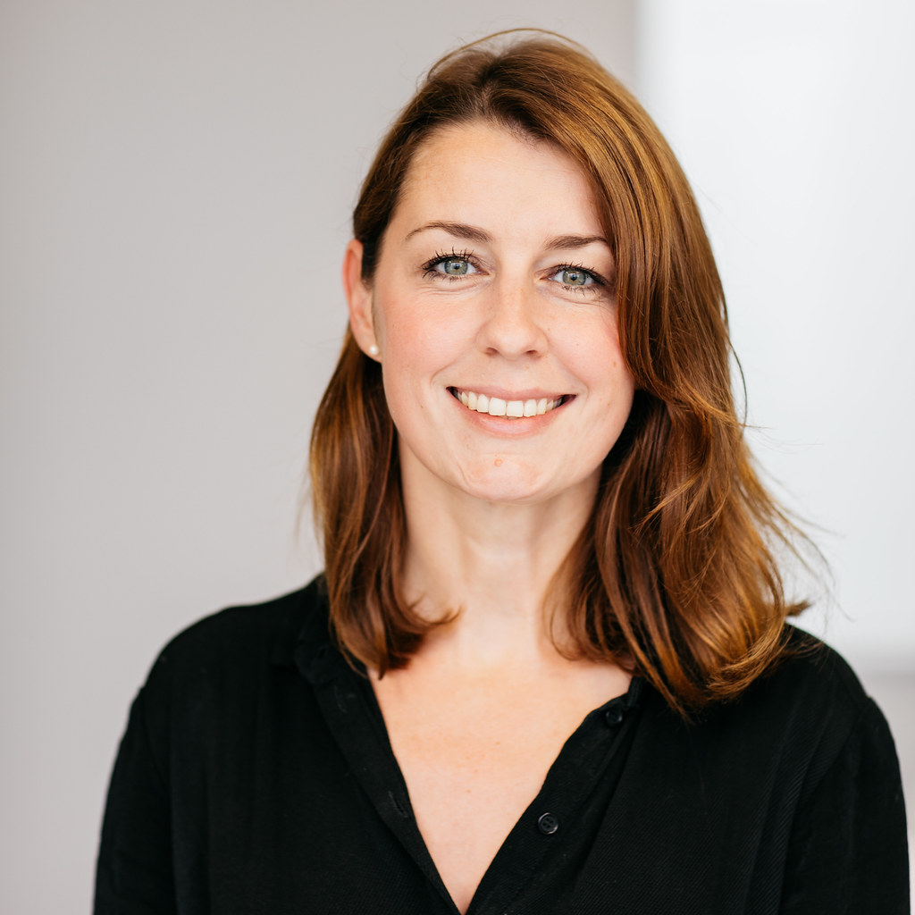 Dr Stefanie Gustafsson, Senior Lecturer in the School of Management and Co-Director of the Future of Work Research Centre