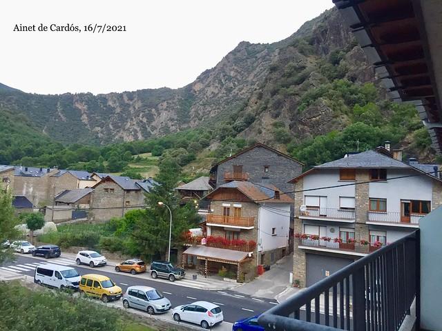 2021-07-17 Ascensió al Pic de Campirme 2633 m des de l'Estació d'Alta Muntanya de Tavascan-Pleta del Prat. Pallars Sobirà