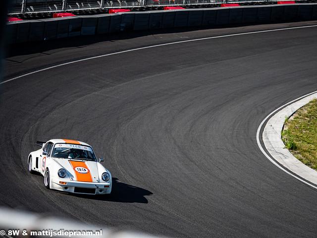 2021 Zandvoort Race Classics: Porsche 911 Carrera RSR