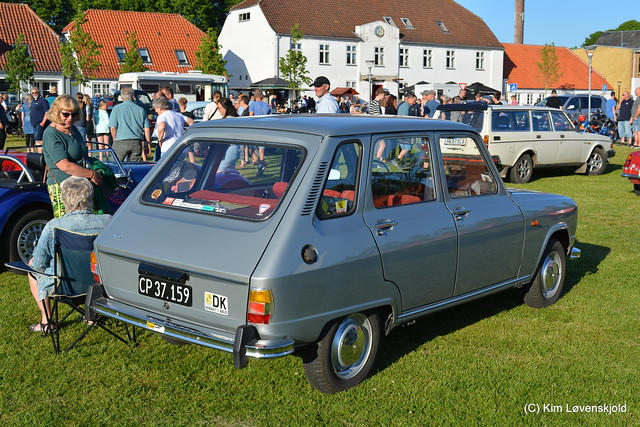 1972' Renault 6