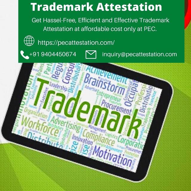 Trademark Attestation