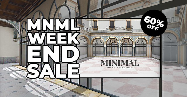 60% Off In The Hacienda Skybox Only This Weekend At Minimal!