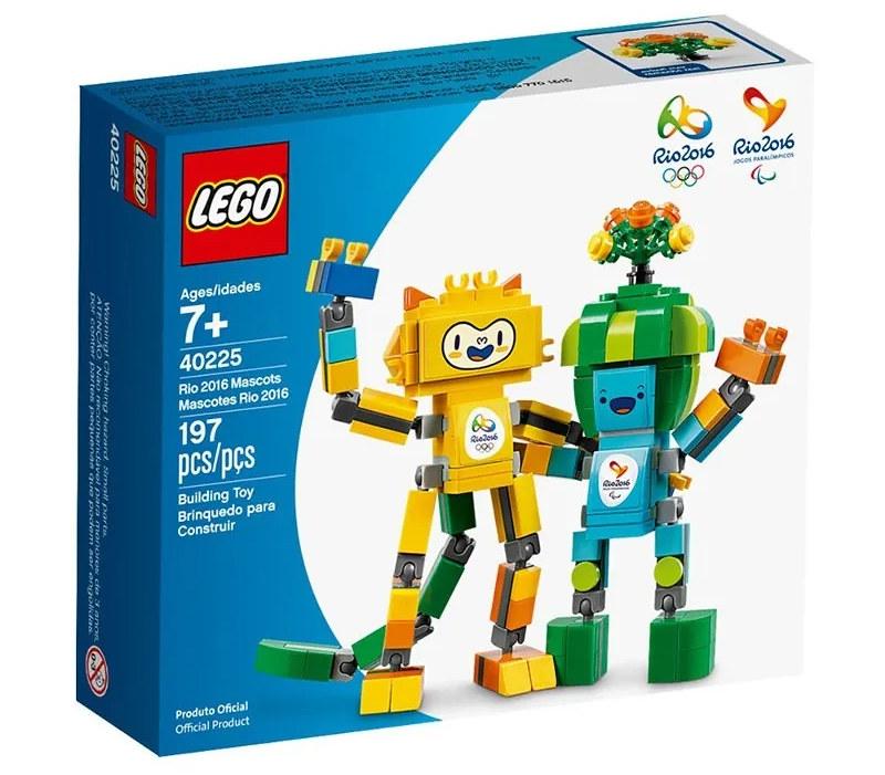 40225 Rio Olympics Box