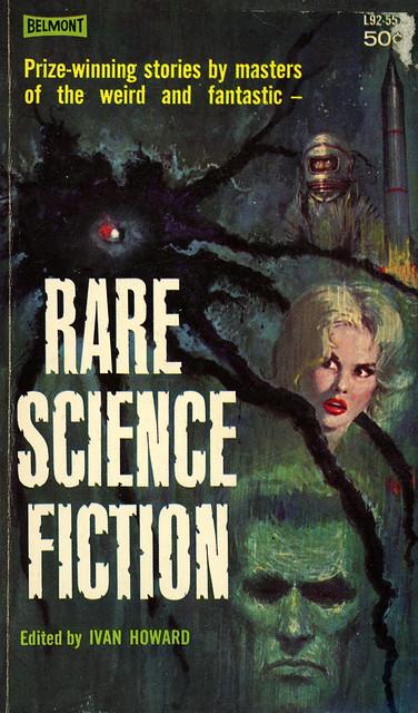 Belmont Books L92-557 - Ivan Howard - Rare Science Fiction